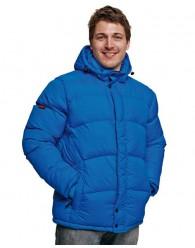 MESLAY kabát kék