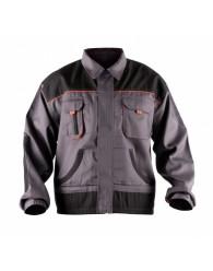 FF BE-01-002 kabát szürke