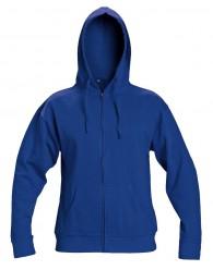 NAGAR kapucnis pulóver royal kék