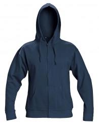 NAGAR kapucnis pulóver sötétkék
