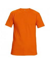 TEESTA trikó narancssárga
