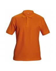 DHANU tenisz póló narancssárga