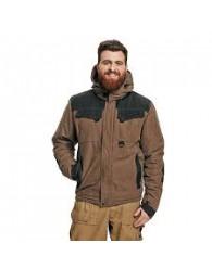 NARELLAN WINTER kabát bézs