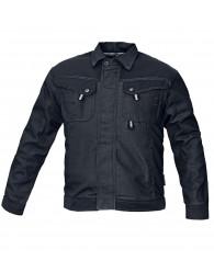 NARELLAN kabát fekete