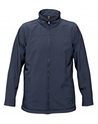 FF BE-02-003 softshell kabát navy