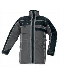 NEVADA téli kabát antracit/fekete