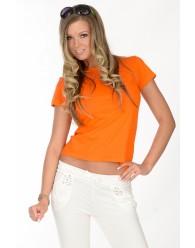 Női Póló, Narancs
