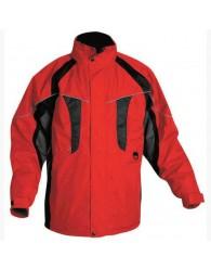 NYALA kabát piros