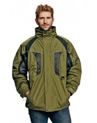 NYALA kabát zöld