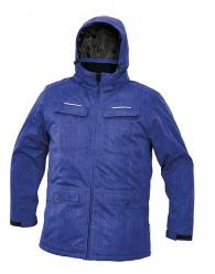 OLZA téli kabát 5000/5000 royal kék