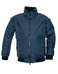 PILOT kabát kék