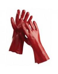 REDSTART 27 mártott PVC kesztyű