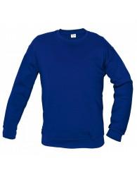 TOURS pulóver royal kék