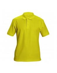 DHANU tenisz póló sárga