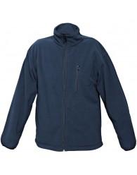 FF BE-02-004 fleece kabát navy