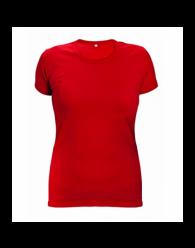 SURMA LADY női póló piros