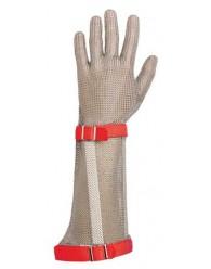 BATMETA S acélszemes kesztyű, 19 cm man
