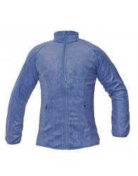 YOWIE női polár kabát kék