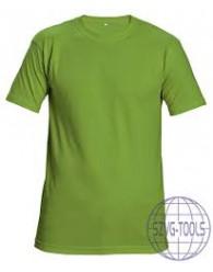 TEESTA trikó zöldcitrom